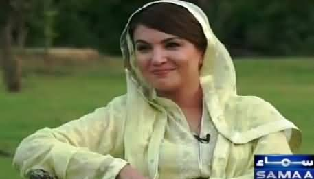 Awaz (Reham Khan Exclusive Interview) – 3rd September 2015