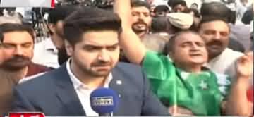 Awaz (Sahiwal Incident, Nawaz Sharif Health) - 24th October 2019