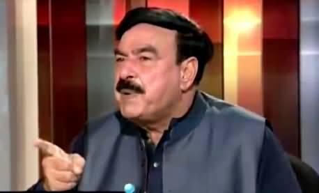 Awaz (Sheikh Rasheed Ahmed Exclusive Interview) – 2nd September 2015