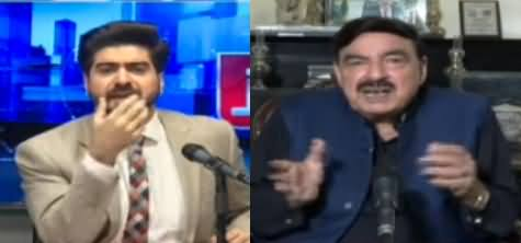 Awaz (Sheikh Rasheed Exclusive Interview) - 3rd August 2020