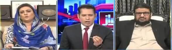 Awaz (Shocking Revelations of DG NAB Lahore About Shahbaz Sharif) - 8th November 2018