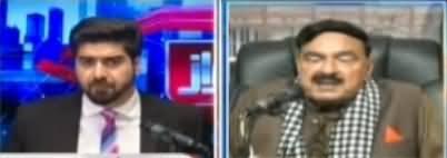 Awaz (Special Talk With Sheikh Rasheed) - 15th December 2020