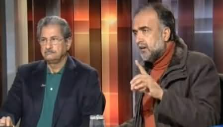 Awaz (Will PTI Keep Chasing the Rigging Issue) - 2nd February 2015