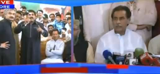 Ayaz Sadiq Telling Why PMLN's Bilal Gujjar Left PMLN And Joined PTI