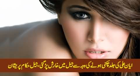 Ayyan Ali Facing Itching Problem in Jail Due To Her Soft Skin, Demanding Special Doctor