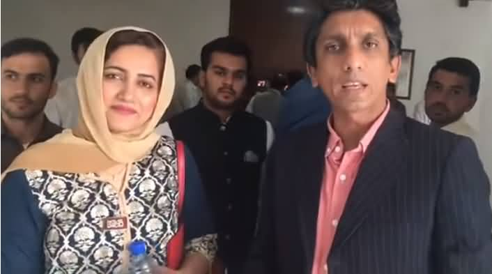 Azaz Syed And Asma Sherazi Comments on Opposition's Defeat in Senate