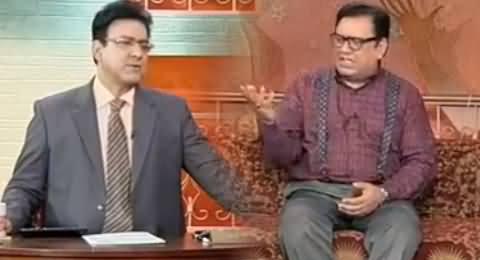 Azizi And Junaid Saleem Doing Chitrol of Modi And So Called Secular India