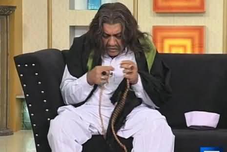 Azizi As Amil Baba, Wonderful Performance in Hasb e Haal