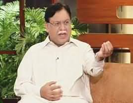 Azizi As Senator Pervez Rasheed - Best Performance in Hasb e Haal - 5th September 2013