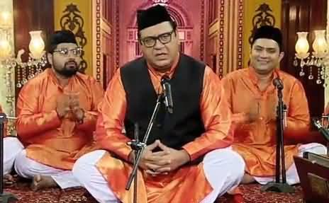 Azizi Tells Life Style of Burger Kids Through Funny Qawwali