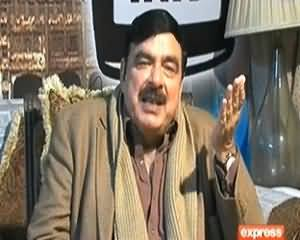 Baat Se Baat (Exclusive Interview Sheikh Rasheed) – 16th January 2014