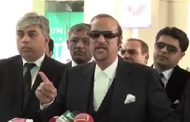 Babar Awan Media Talk - 31st October 2017