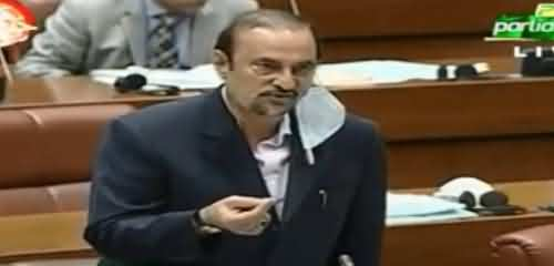 Babar Awan Reply To Opposition On FATF In Senate Session