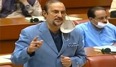 Babar Awan Speech on Kashmir Issue in Senate - 5th August 2020