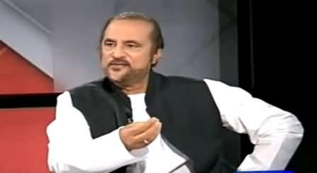 Babar Awan Telling What Was Imran Khan's Reaction After Visiting Jinnah Hospital