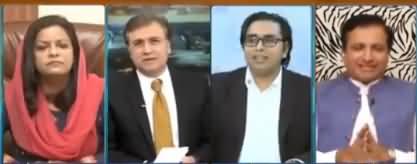 Badtameezi Na Karain - Heated Debate Between Shehbaz Gill & Mohsin Ranjha