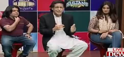 Bails Off (PSL Final in Karachi) - 24th March 2018