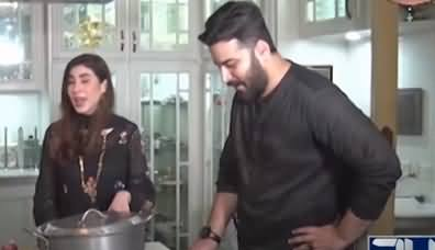 Banam Sarkar (Eid Special With Hina Pervez Butt) - 1st August 2020