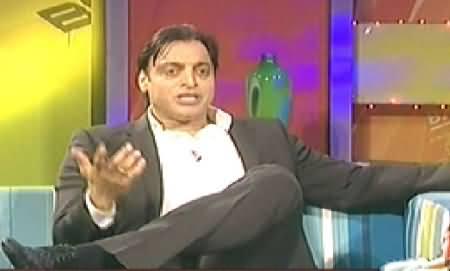 Banana News Network REPEAT (Shoaib Akhtar) – 6th August 2014