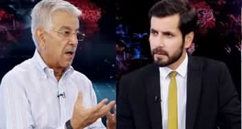 Barri Baat with Adil Shahzeb (Khawaja Asif Exclusive Interview) - 11th September 2019