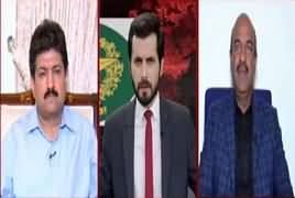 Barri Baat with Adil Shahzeb (Rana Sanaullah's Arrest) – 1st July 2019