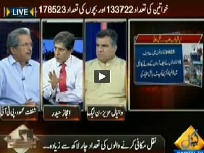 Bay Laag (IDPs Number is More Than Four Lac) – 24th June 2014