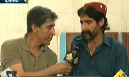 Bay Laag (Live Program From IDPs Camps Bannu) – 8th July 2014