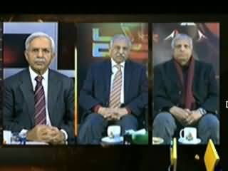Bay Laag (Media Par Attack, Govt Kab Tak Bardasht Kare Gi?) - 23rd January 2014