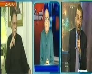 Bebaak (Karachi Mein Aman Ki Bahali .. Kis Tarah Ka Operation??) – 31th August 2013