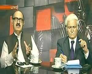Bebaak on PTV News - 8th September 2013
