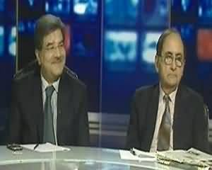 Bebaak (PM Nawaz Sharif Aur Manmohan Singh Mulakaat) - 29th September 2013