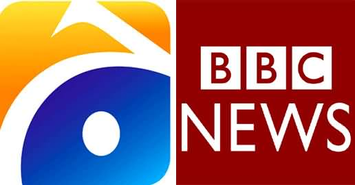 BBC Report: GEO and Jung Under Severe Criticism on Social Media For its Soft Corner Towards India