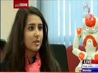 BBC Urdu Sairbeen On Aaj News – 11th May 2015