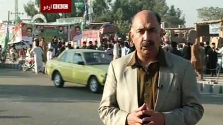 BBC Video Report on the Blockade of NATO Supply By PTI and JI