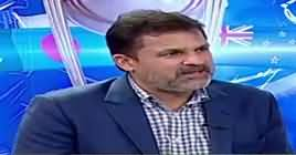 Behind The Wicket With Moin Khan (World Cup Special)  – 10th July 2019