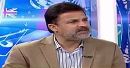 Behind The Wicket With Moin Khan (World Cup Special) – 4th July 2019