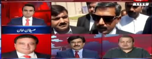 Benaqaab (Avenfield Reference Verdict Against Sharif Family) - 6th July 2018