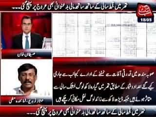 Benaqaab (Financial Corruption on Peak in Thar) – 18th May 2015