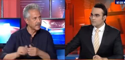 Benaqaab (Mayor Karachi Waseem Akhtar Exclusive Interview) – 2nd July 2019