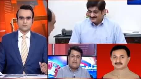 Benaqaab (Mega Corruption In Sindh Excise & Taxation) – 15th July 2019