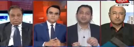 Benaqaab (Question Mark on Karachi's Law & Order) - 8th December 2017