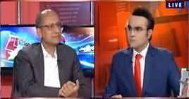 Benaqaab (Saeed Ghani Exclusive Interview) – 4th July 2019
