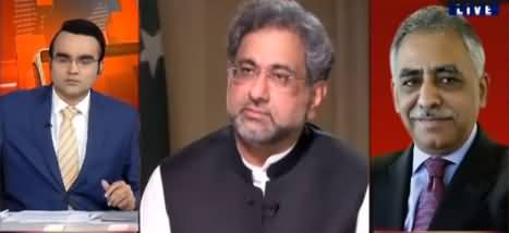 Benaqaab (Shahid Khaqan Abbasi Arrested) – 18th July 2019