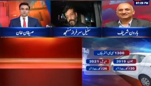 Benaqaab (Why Exactly Are Cars So Expensive In Pakistan?) - 6th April 2021