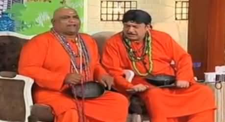 Best Of Hasb e Haal (Comedy Show) - 28th January 2017
