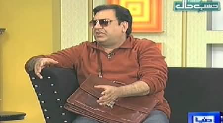 Best Of Hasb e Haal on Dunya News – 22nd June 2014