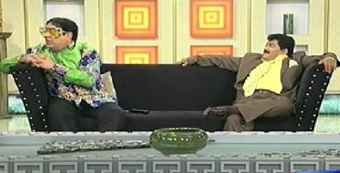 Best Of Hasb e Haal on Dunya News – 30th October 2014