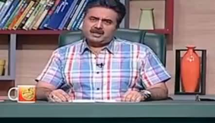 Best of Khabardar with Aftab Iqbal – 28th August 2016