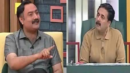 Best Of Khabardar with Aftab Iqbal on Express News – 24th September 2015