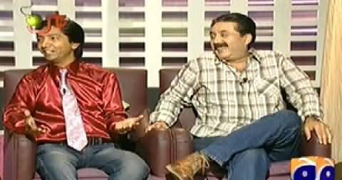 Best Of Khabarnaak (Afat Iqbal Dummy) – 5th June 2014
